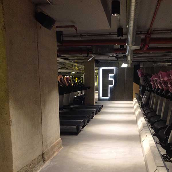 Gymbox is for drama